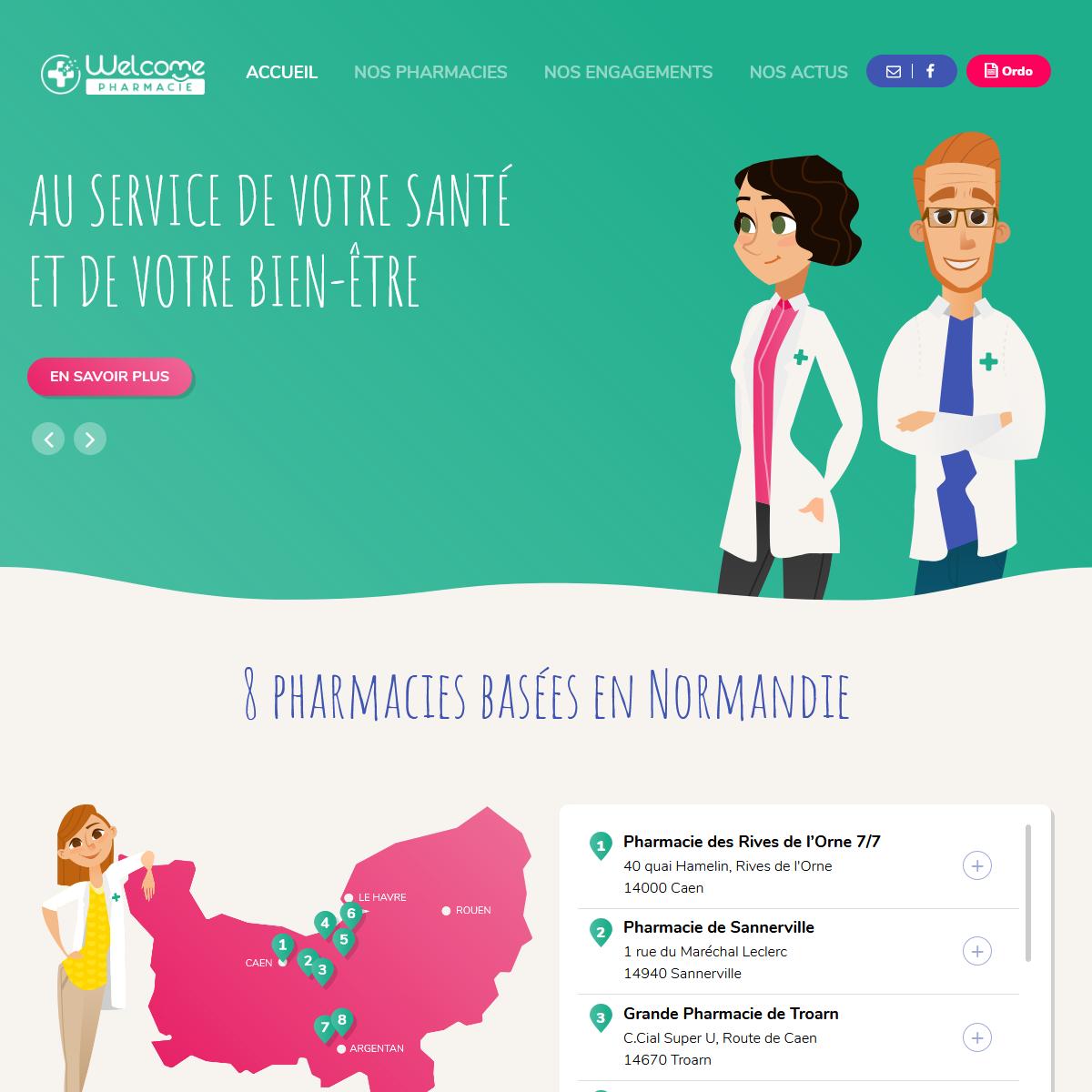 Welcome Pharmacie